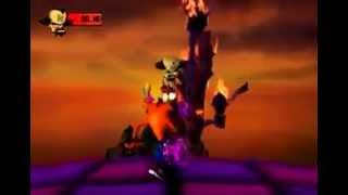 Crash Bandicoot : Ending