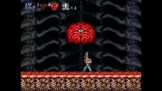 Contra 3 - The Alien Wars : Ending