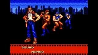 Contra Force : Boss Battle and Ending