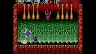 Ninja Gaiden : Ending