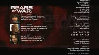 Gears Of War: Ending & Credits