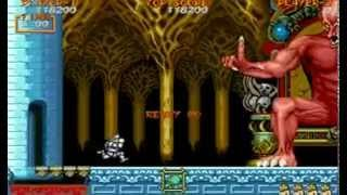 Ghouls 'n Ghosts : Boss Battle & Ending