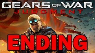 Gears of War -  Judgment: Ending