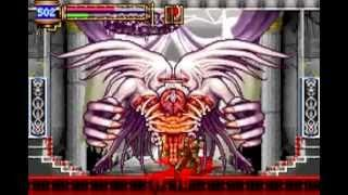Castlevania - Aria of Sorrow - Julius version  : Ending