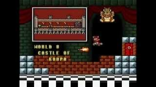 Super Mario All-Stars - Super Mario Bros. 3: Ending