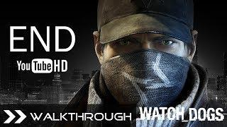 Watch Dogs Ending : All Endings