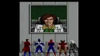 Spider-Man - X-Men - Arcade's Revenge : Ending
