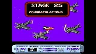 Cobra Triangle : Boss Battle and Ending