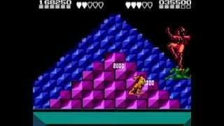 Battletoads : Boss Battle and Ending