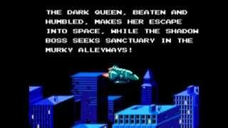 Battletoads and Double Dragon, The Ultimate Team : Boss Battle and Ending