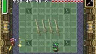 The Legend of Zelda - A Link to the Past & Four Swords: Ending