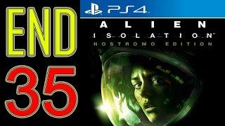 Alien Isolation : Ending