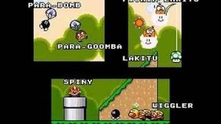 Super Mario World : Ending