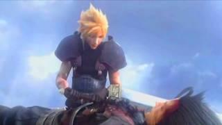 Final Fantasy VII Crisis Core : Ending