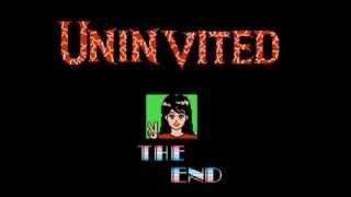Uninvited : Ending