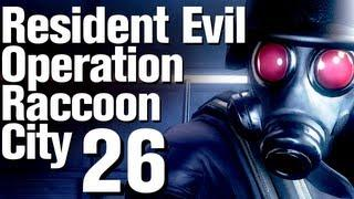 Resident Evil Operation Raccoon City : Ending