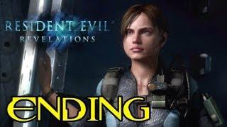 Resident Evil - Revelations: Ending and after credits Ending