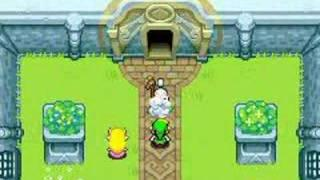 The Legend of Zelda - The Minish Cap: Ending