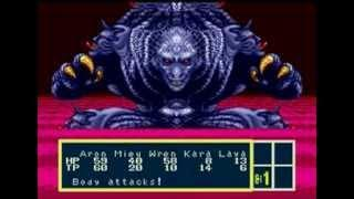 Phantasy Star 3: Ending