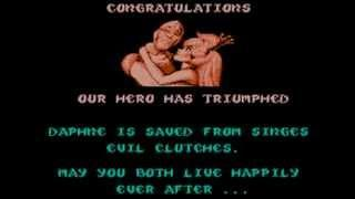 Dragons Lair : Ending