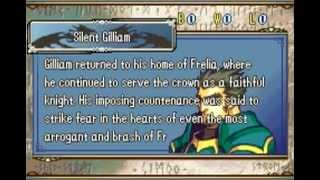 Fire Emblem - The Sacred Stones  : Ending