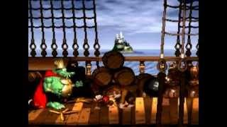 Donkey Kong Country : Ending