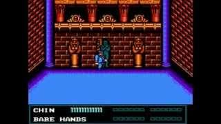 Double Dragon 3 : Boss Battle and Ending