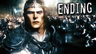 Middle Earth Shadow Of Mordor ENDING