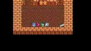 Dragon Warrior 3 : Boss Battle and Ending