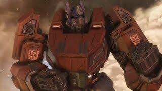 Transformers - Fall of Cybertron: Optimus Prime Ending