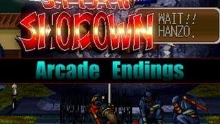 Samurai Showdown : All Endings