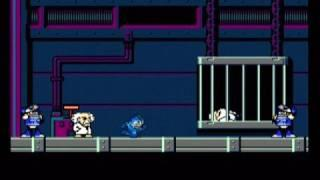 Mega Man 9 : Final Boss and Ending