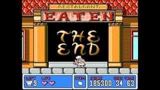 Panic Restaurant  : Ending