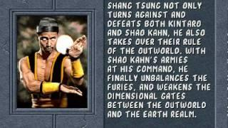 Mortal Kombat 2 : All Endings