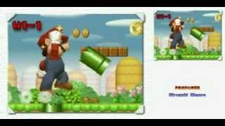 New Super Mario Bros  : Ending