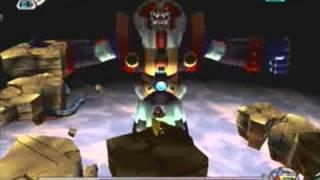 Mega Man X7 : Final Bosses And Ending
