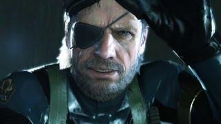 Metal Gear Solid Ground Zeroes :  Trailer