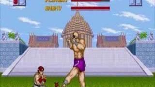 Street Fighter : Ending