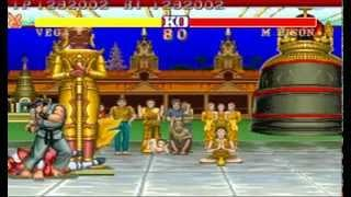 Street Fighter 2 - Rainbow Edition  : Ending