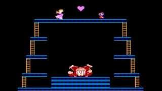 Donkey Kong : Boss Battle and Ending