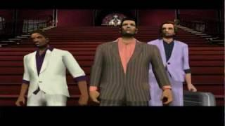 Grand Theft Auto Vice City : Final Mission & Ending