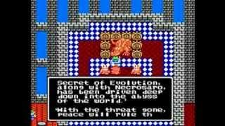 Dragon Warrior 4 : Boss Battle and Ending