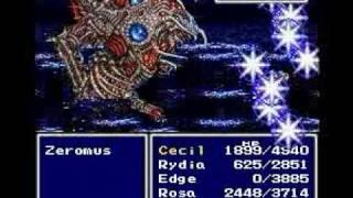 Final Fantasy IV - II US : Ending Part 1