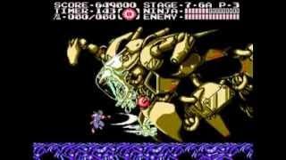 Ninja Gaiden 3  : Ending