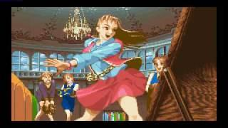 Super Street Fighter II Turbo : Chun-li's Ending