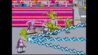 Teenage Mutant Ninja Turtles - Last Boss and Game Ending - Arcade Games