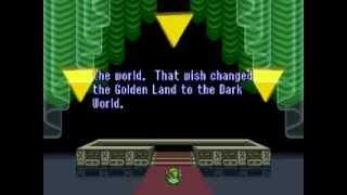 The Legend of Zelda - A Link to the Past: Ending