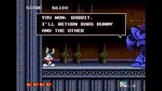 Tiny Toon Adventures - Buster's Hidden Treasure: Ending