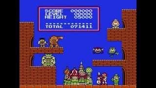 Tetris - Mode B: Ending