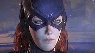 All Cutscenes  Batman Arkham Knight BATGIRL